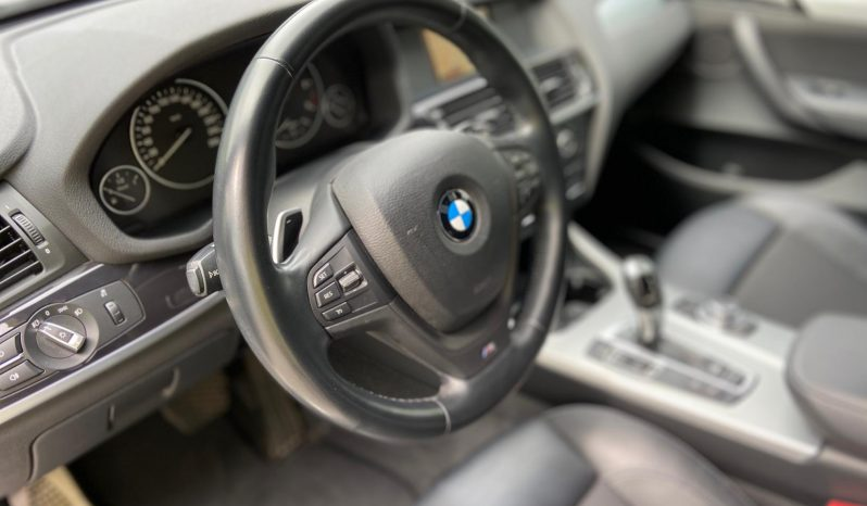 BMW X3 xDrive 20d xDrive Aut. voll