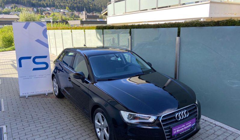 Audi A3 Sportback 1,6 TDI *Bixenon*PDC*Navi* Limousine voll