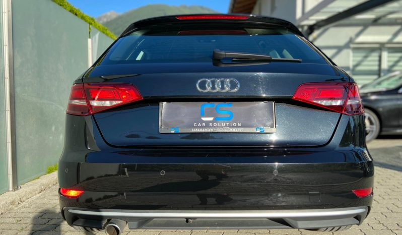 Audi A3 SB 1,6 TDI Facelift Sport *Navi*Led*Temp. Limousine voll