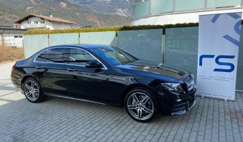 Mercedes-Benz E-Klasse E 350d 4MATIC AMG Line Aut. Limousine voll