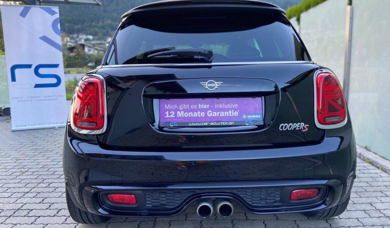 MINI Mini Cooper S Aut. Limousine voll