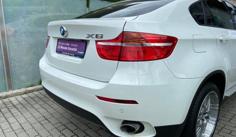 BMW X6 xDrive40d Aut. SUV / Geländewagen voll