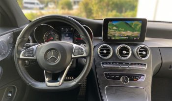 Mercedes Benz C250d AMG Line 4Matic voll